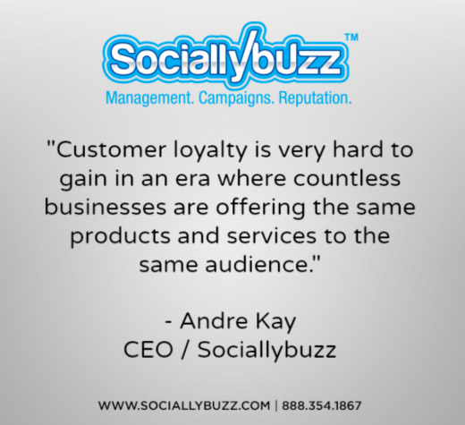 BUZZ FOCUS ON BUILDING WOW CUSTOMER EXPERIENCE AND THE LOYALTY WILL
